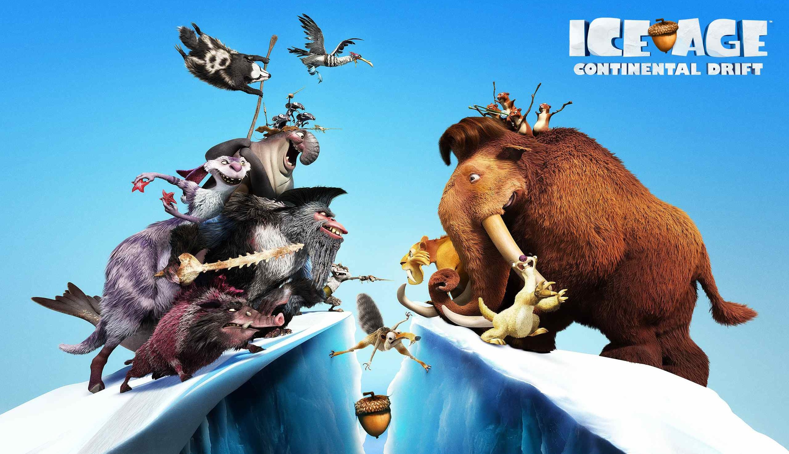 Ice Age 4 : Continental Drift