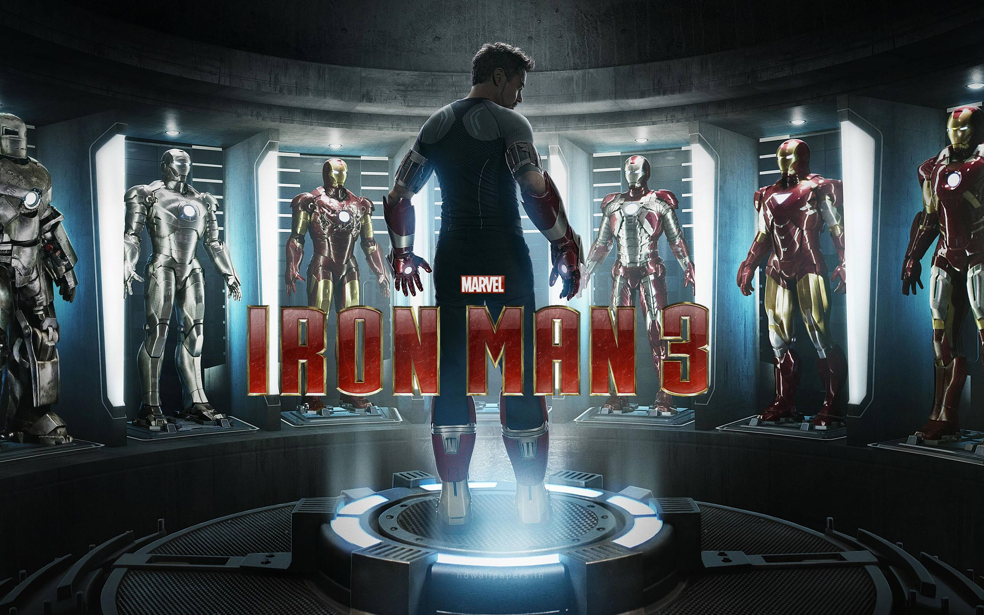 Iron Man 3 – Film Review