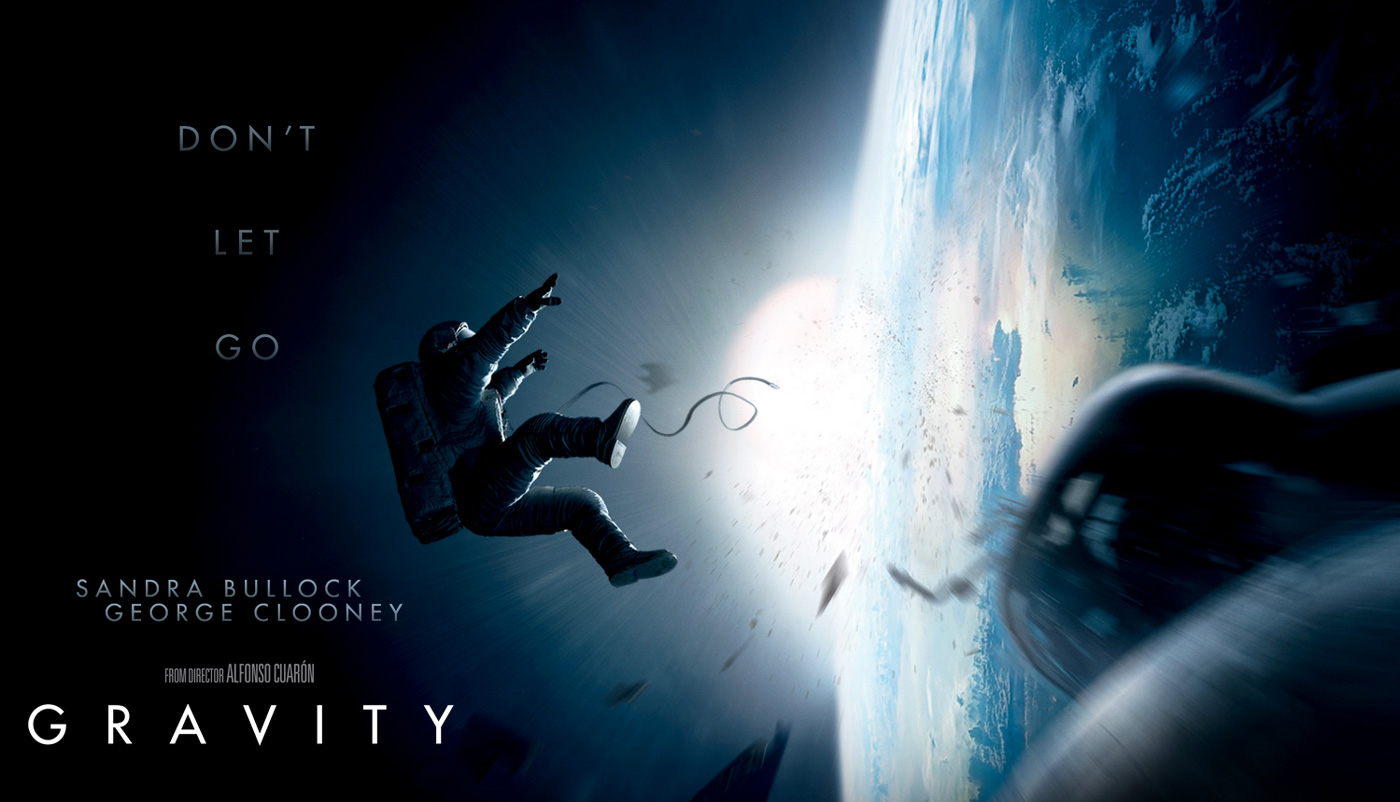 Gravity – A film by Alfonso Cuarón