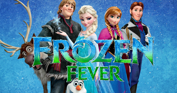 Frozen Fever – Ana's Birthday