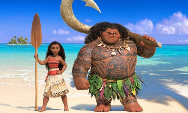 Disney's Moana – Film Review (No Spoilers)
