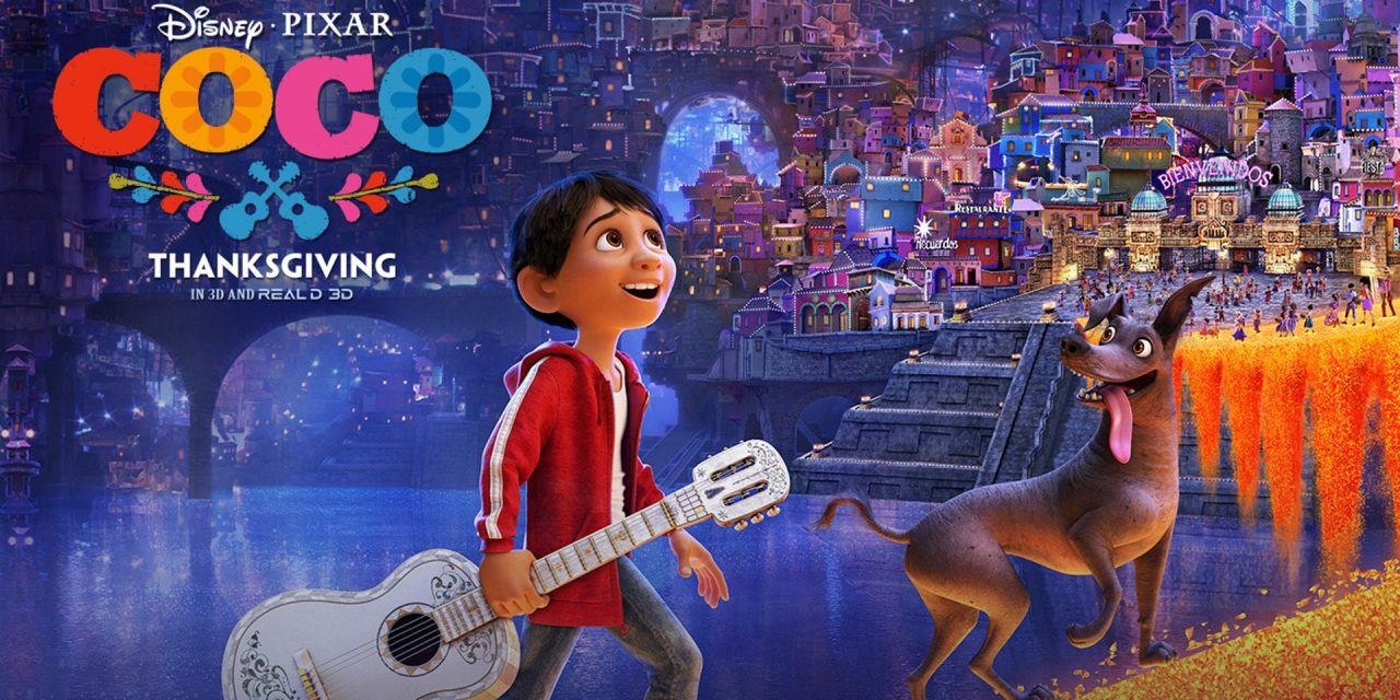 Disney Pixar's Coco Film Review