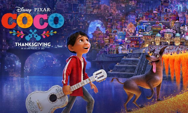 Disney Pixar's Coco Film Review