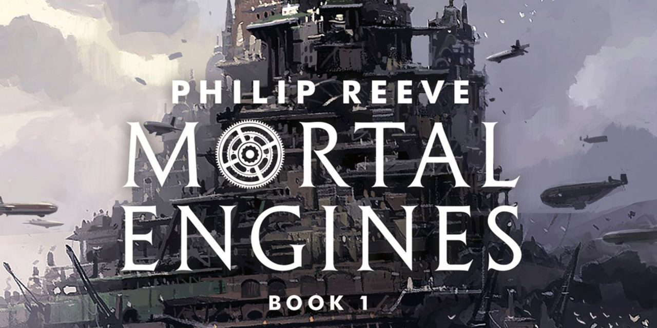 Mortal Engines by Philip Reeve – Book Review