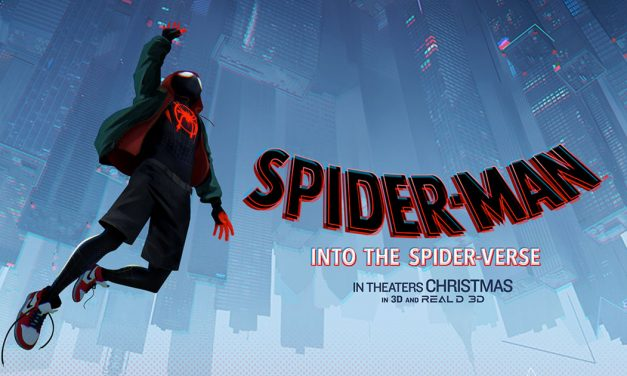 Spider-Man – Into the Spiderverse Film review
