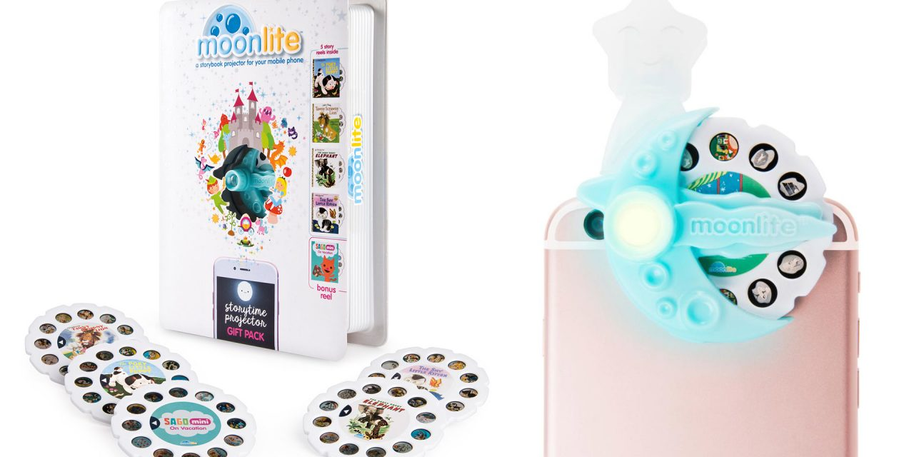 Moonlite Storybook projector – Review