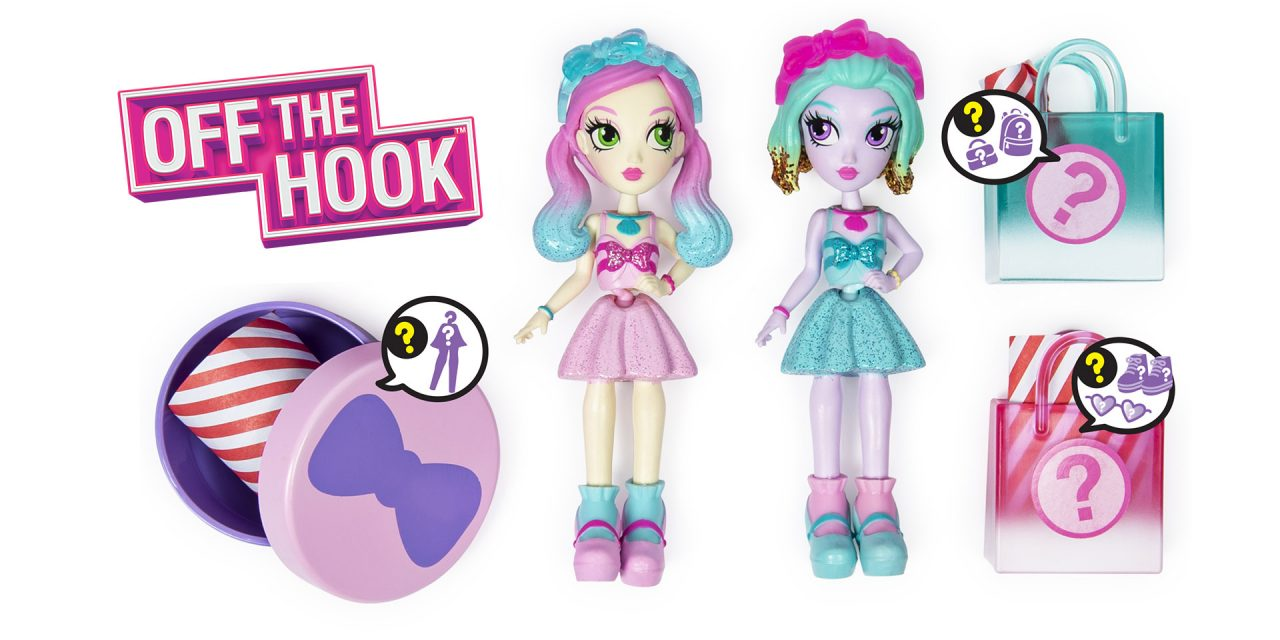 Off the Hook Dolls – Toy Review