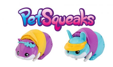 Pet Squeaks Toy Review