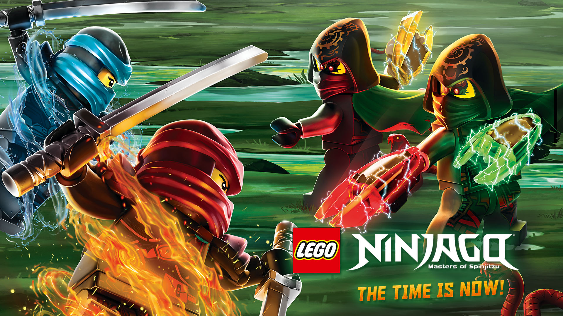 Win tickets to LEGO NINJAGO exclusive screening at BAFTA