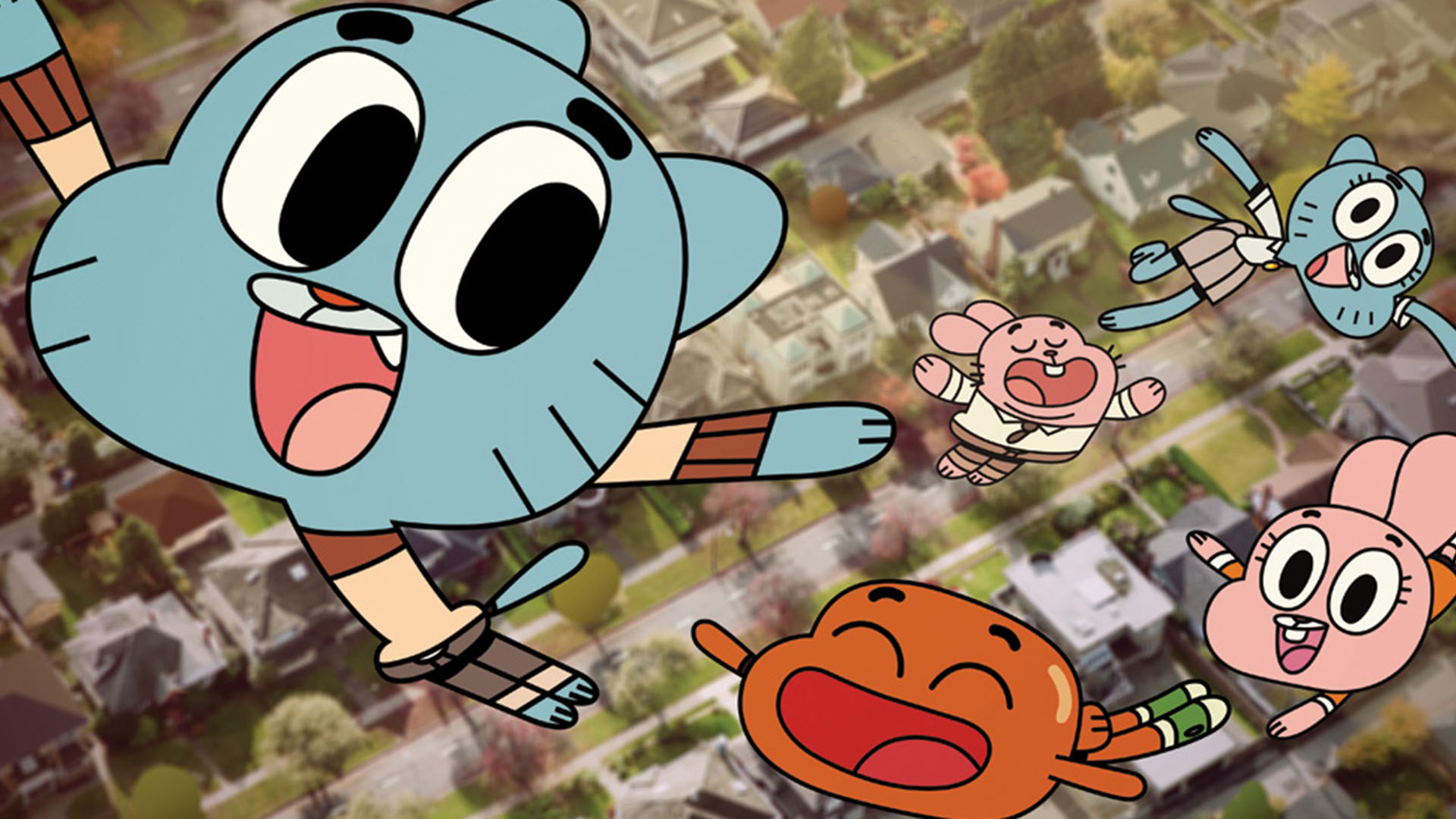 Amazing World of Gumball Competition terms and conditions image