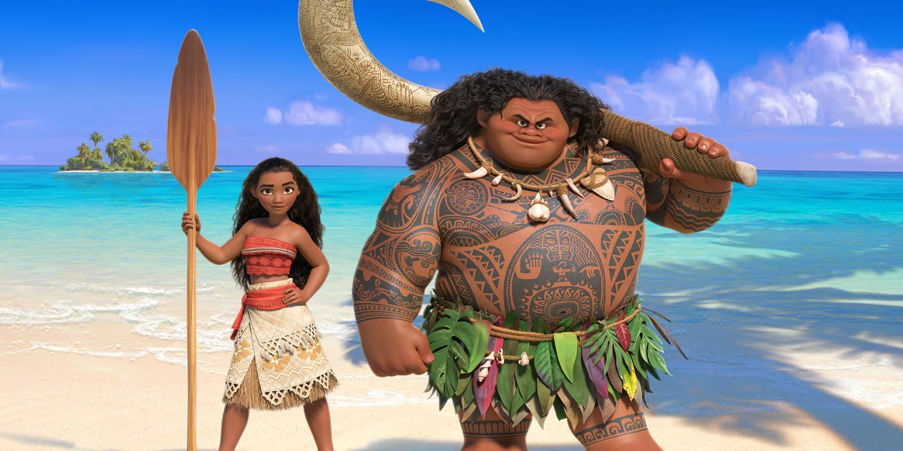Disney's Moana Film Review
