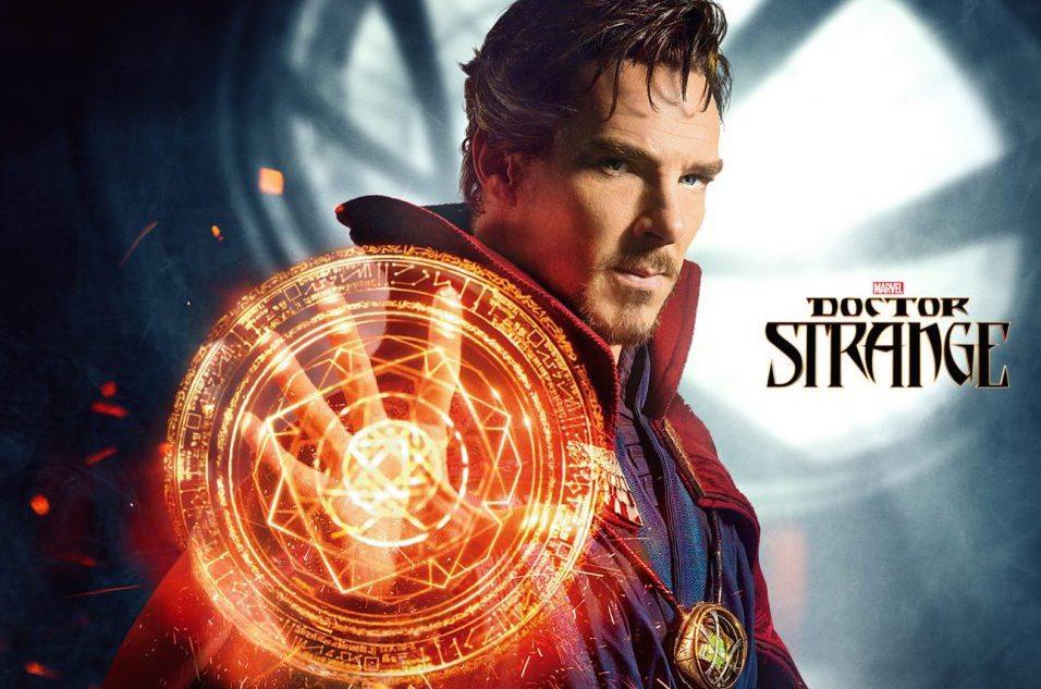 Benedict Cumberbatch on Dr Strange Poster for Doctor Strange film review