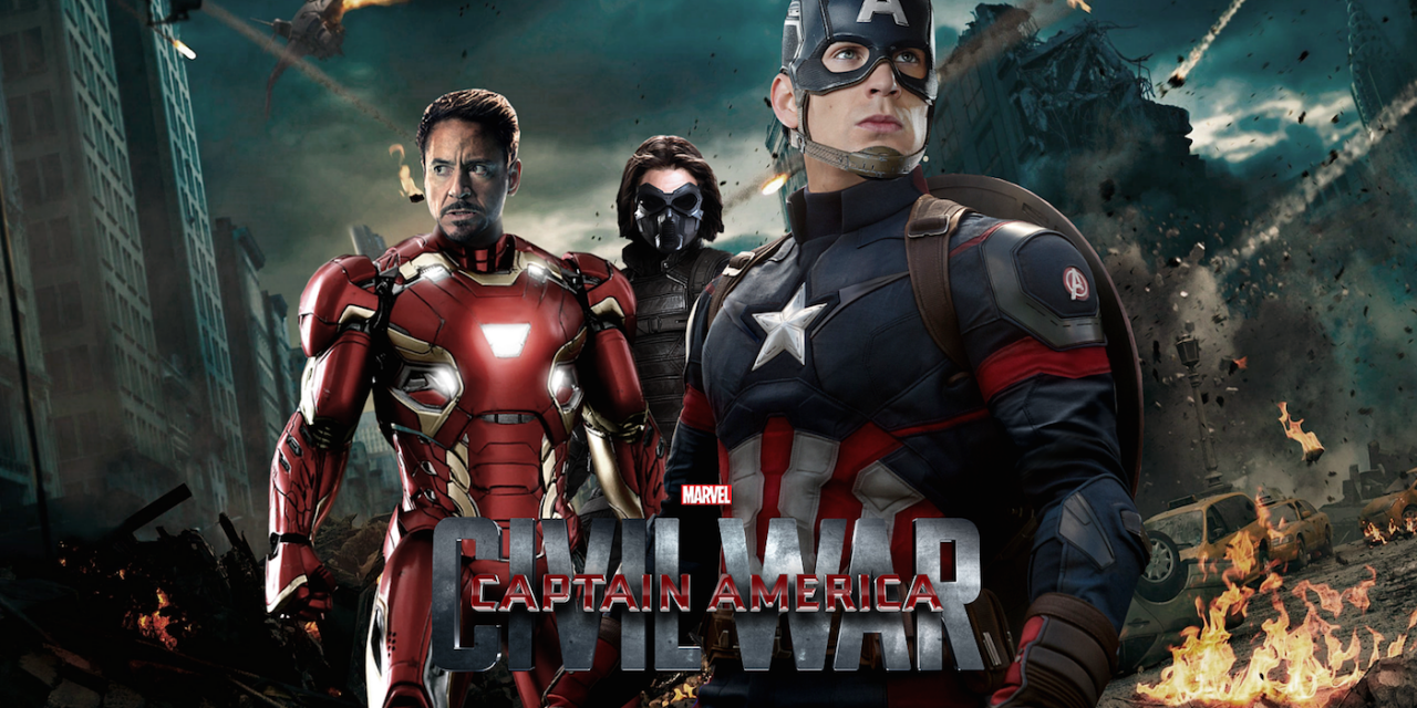 Captain Amercan Civil War - Film Review Promotional image
