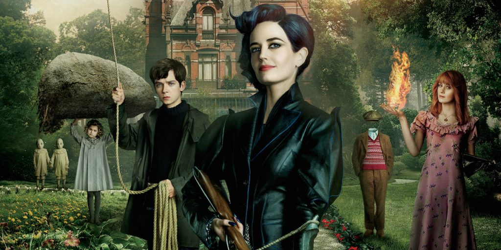 Miss Peregrine's Home for Peculiar Children Review Image