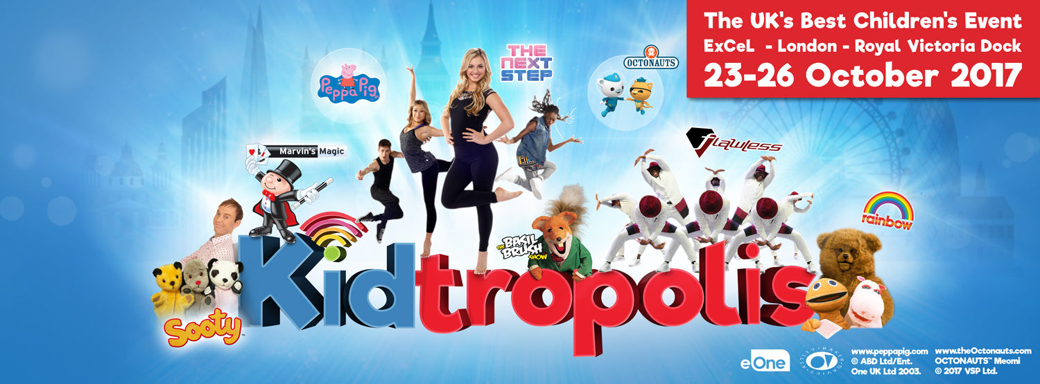 Win Tickets to Kidtropolis 2017 Competition Terms and Conditions