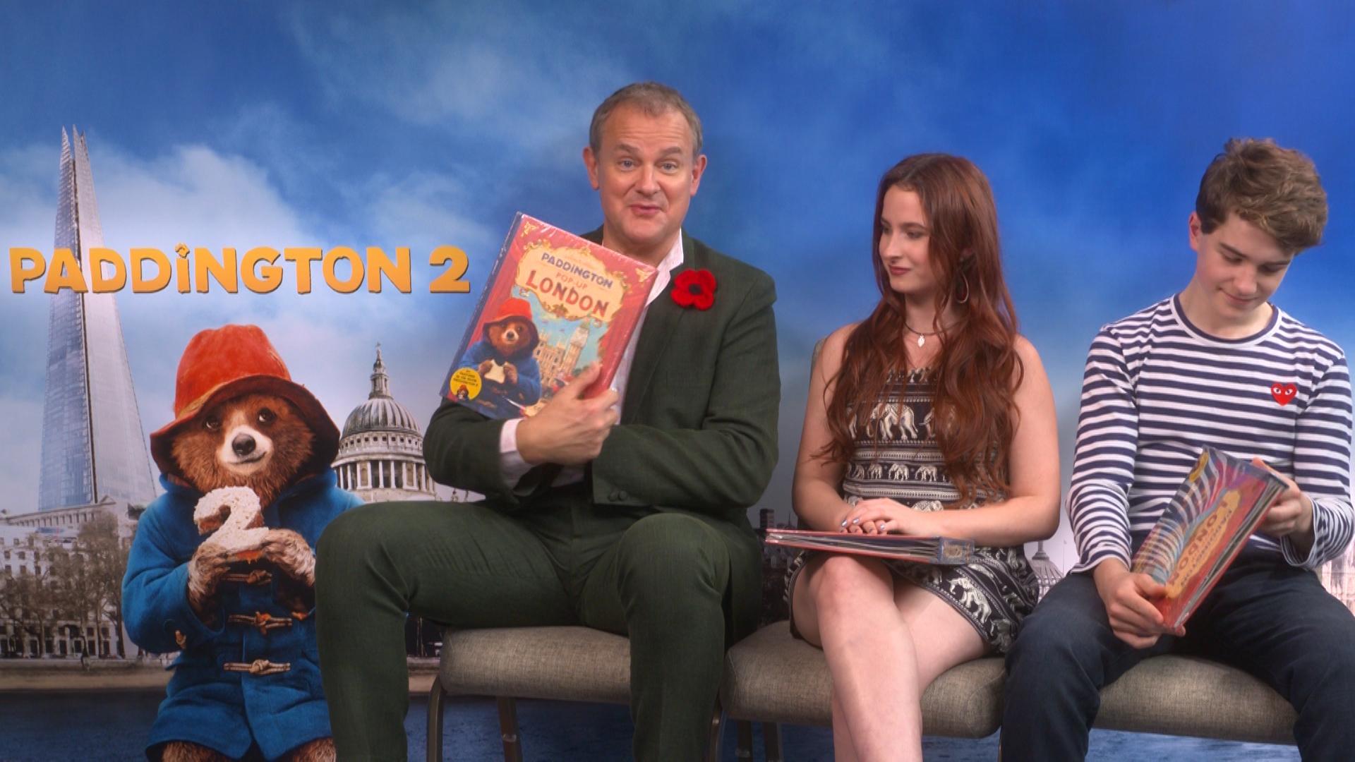 Paddington 2 Pop-Up Book - Hugh Bonneville, Madeleine Harris, Samuel Joslin