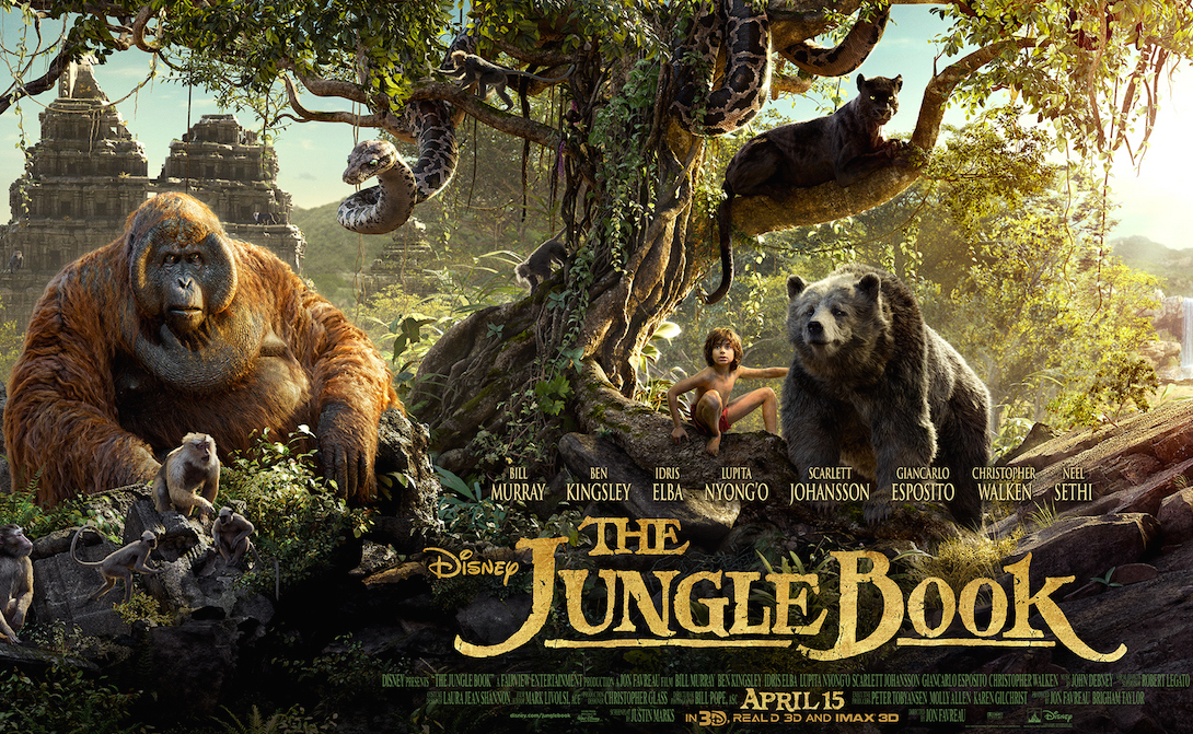 Jungle Book 2016 Film Review