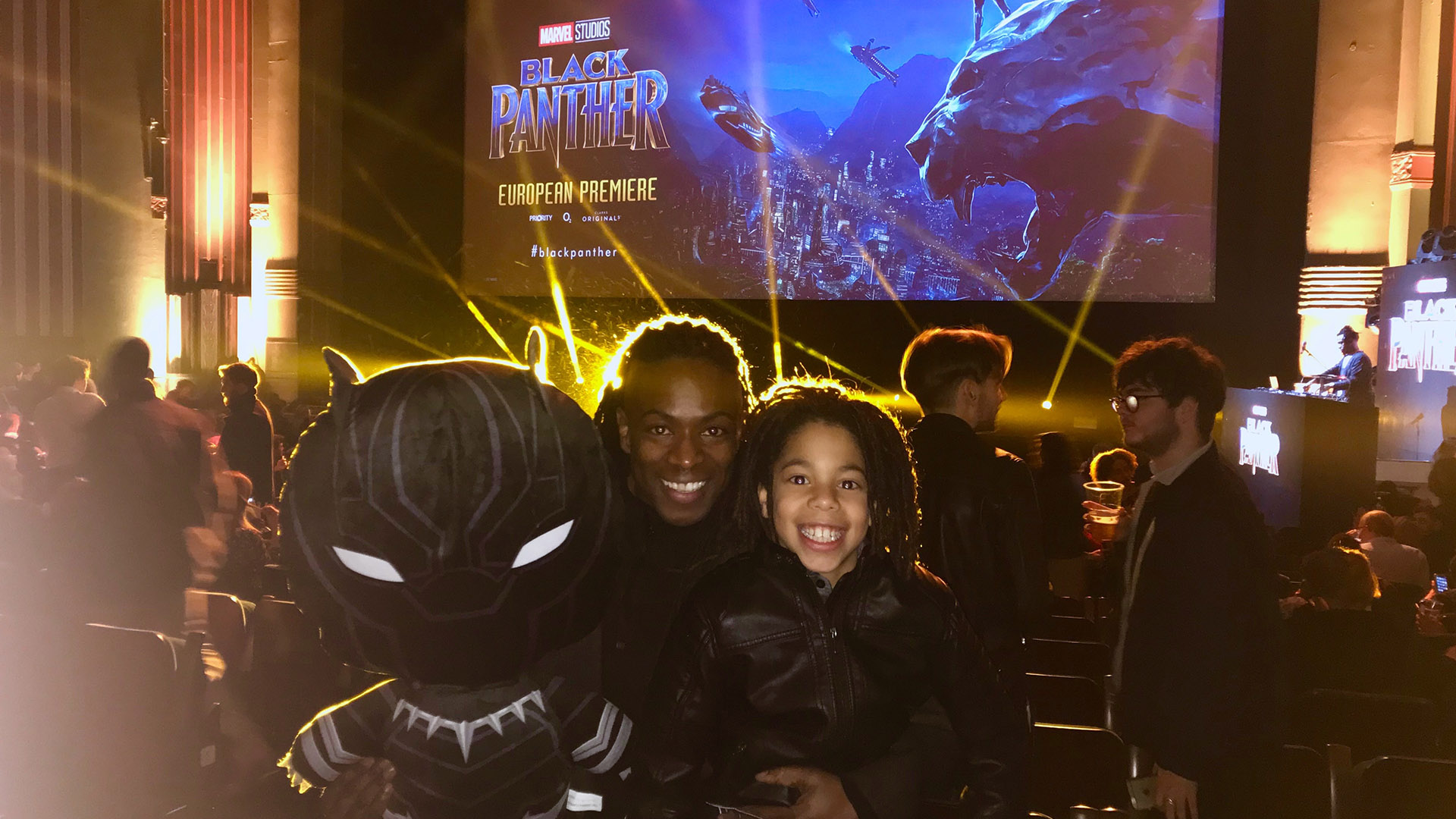 Black Panther - A New Black Role Model