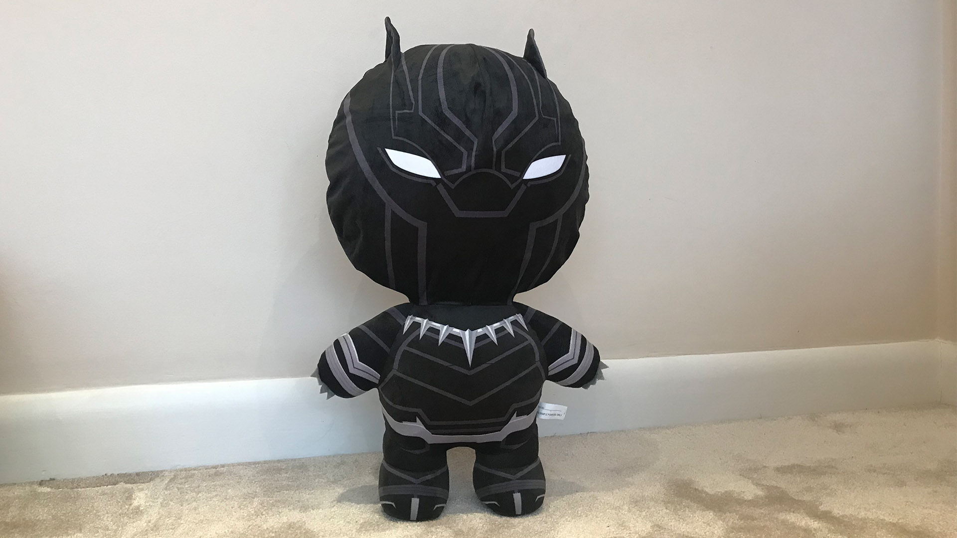 Black Panther - Inflate-a-hero - Competition Terms and Conditions