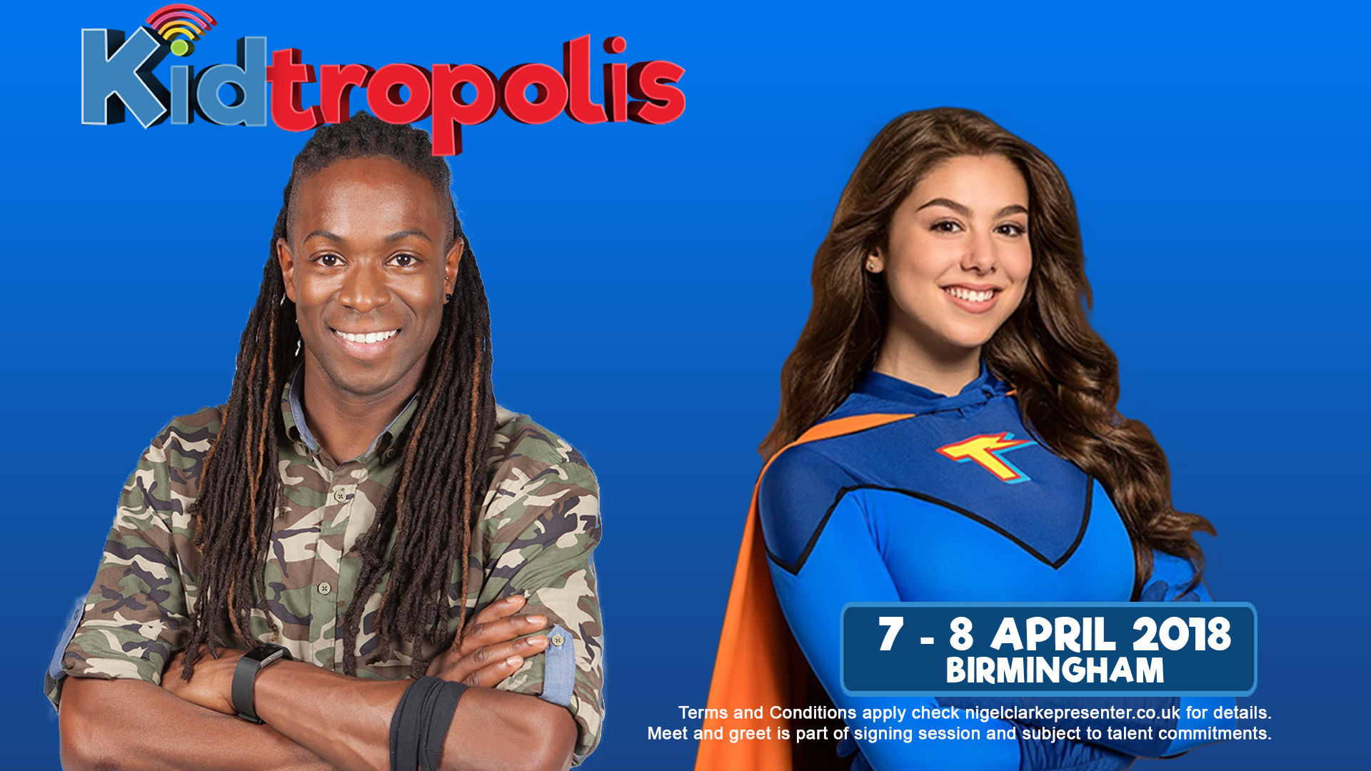 Meet Kira Kosarin at Kidtropolis 2018 - Nigel Clarke blog