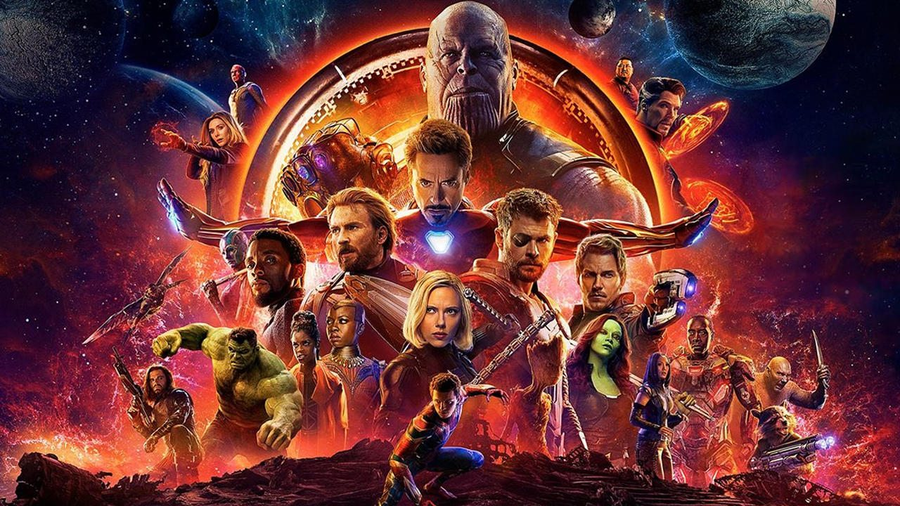 Avengers Infinity War Review - NO SPOILERS - by British TV Presenter Nigel Clarke