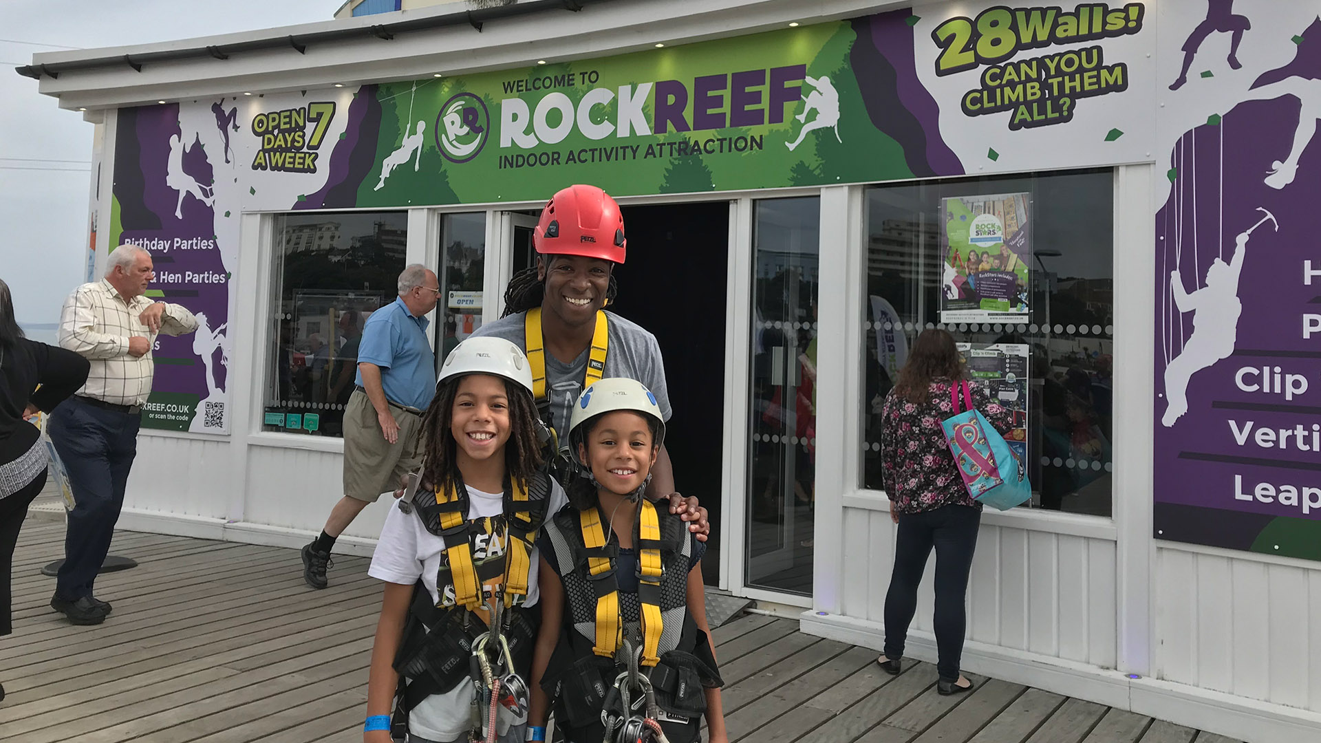 RockReef - Things to do in Bournemouth