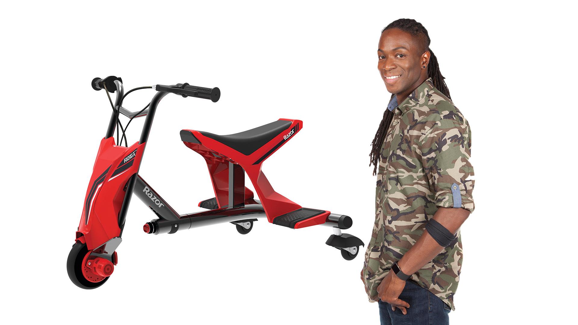 Razor Drift Rider Competition