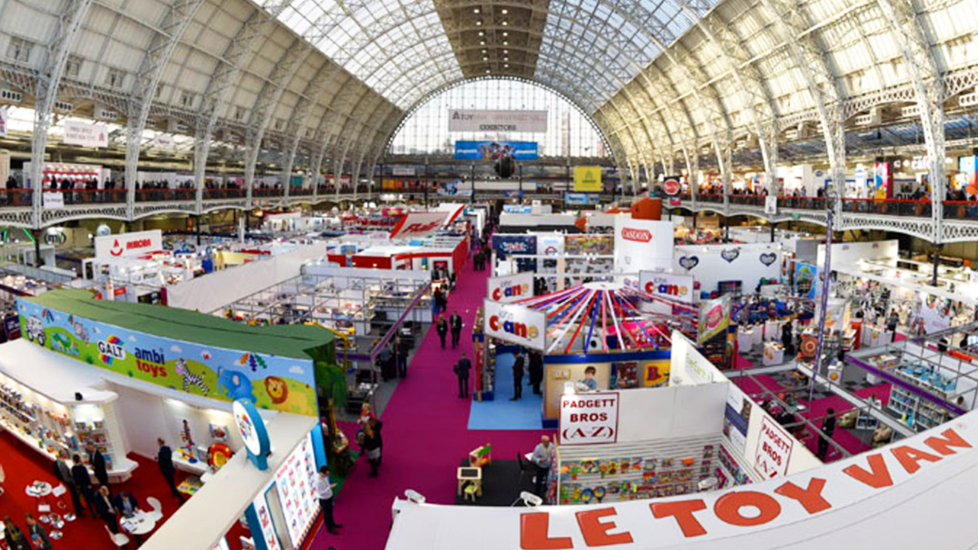 Toy Fair Highlights 2019 Competition Terms